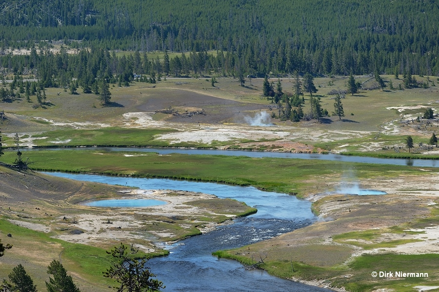 Eastern part of Flood Group Yellowstone