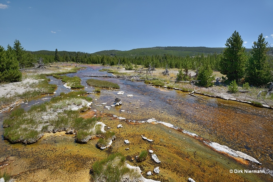 Rabbit Creek Yellowstone